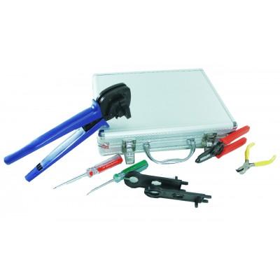 ZHT-BOX-MC - Kit de ferramentas para instalação e manutenção de equipamentos solares