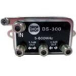 DS-300 - Divisor interno 3 saídas - 5-600MHz
