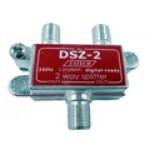DSZ-2 - Divisor interno 2 saidas, 5MHz a 1GHz