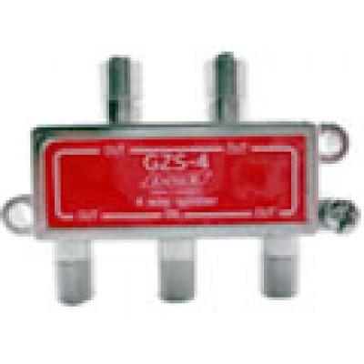 GZS-4 - Divisor Interno 4 saídas