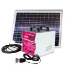 ZS-50 - Sistema de energia solar 50W