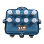 OTP-8 - Tap externo 8 saídas para Rede Externa Troncal