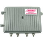 ZHA7-8637TW - Amplificador Indoor 37dB ganho, com retorno ativo