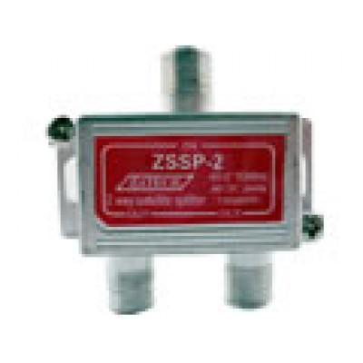 ZSSP-2SB - Divisor interno 2 saídas, satélite 40-2150MHz